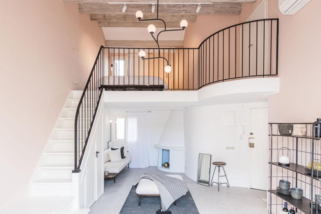 Interior Design Renovation Sitges Barcelona